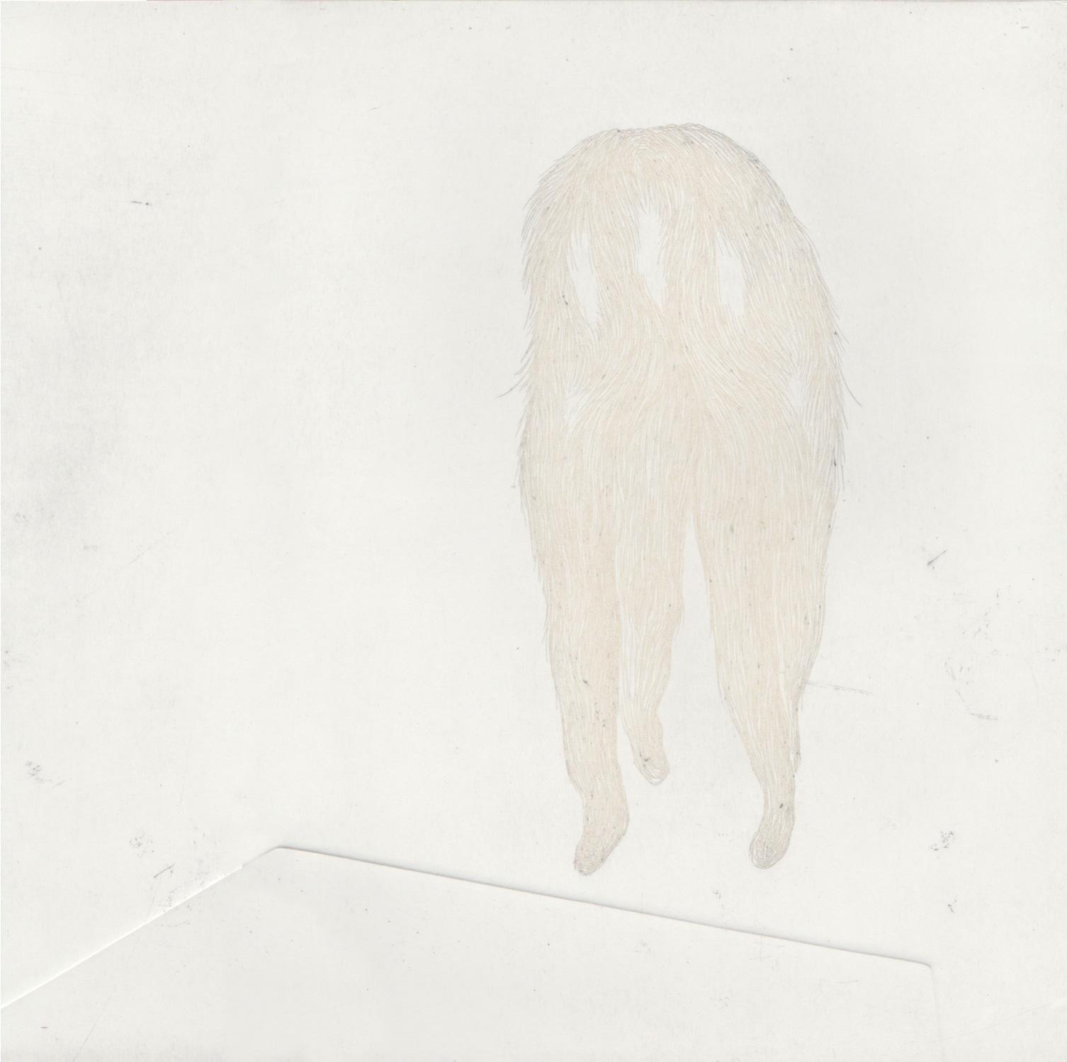 <i>blanc</i>, édition encrage, 2015 - gravure, eau-forte