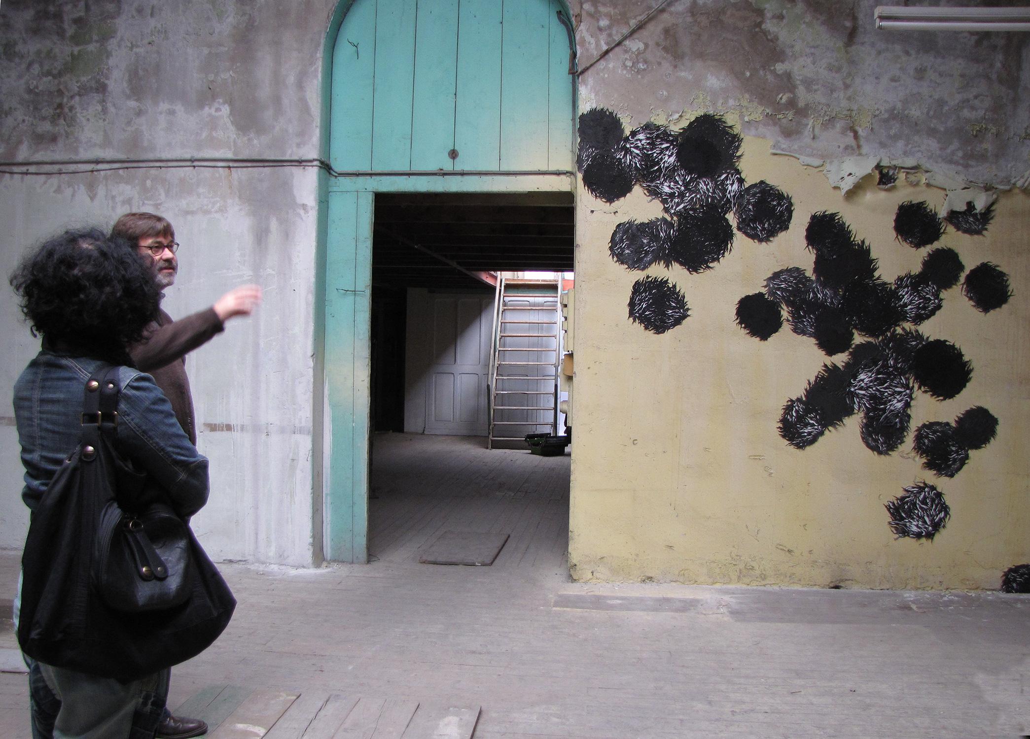 <i>Les choses noires</i>, 2010