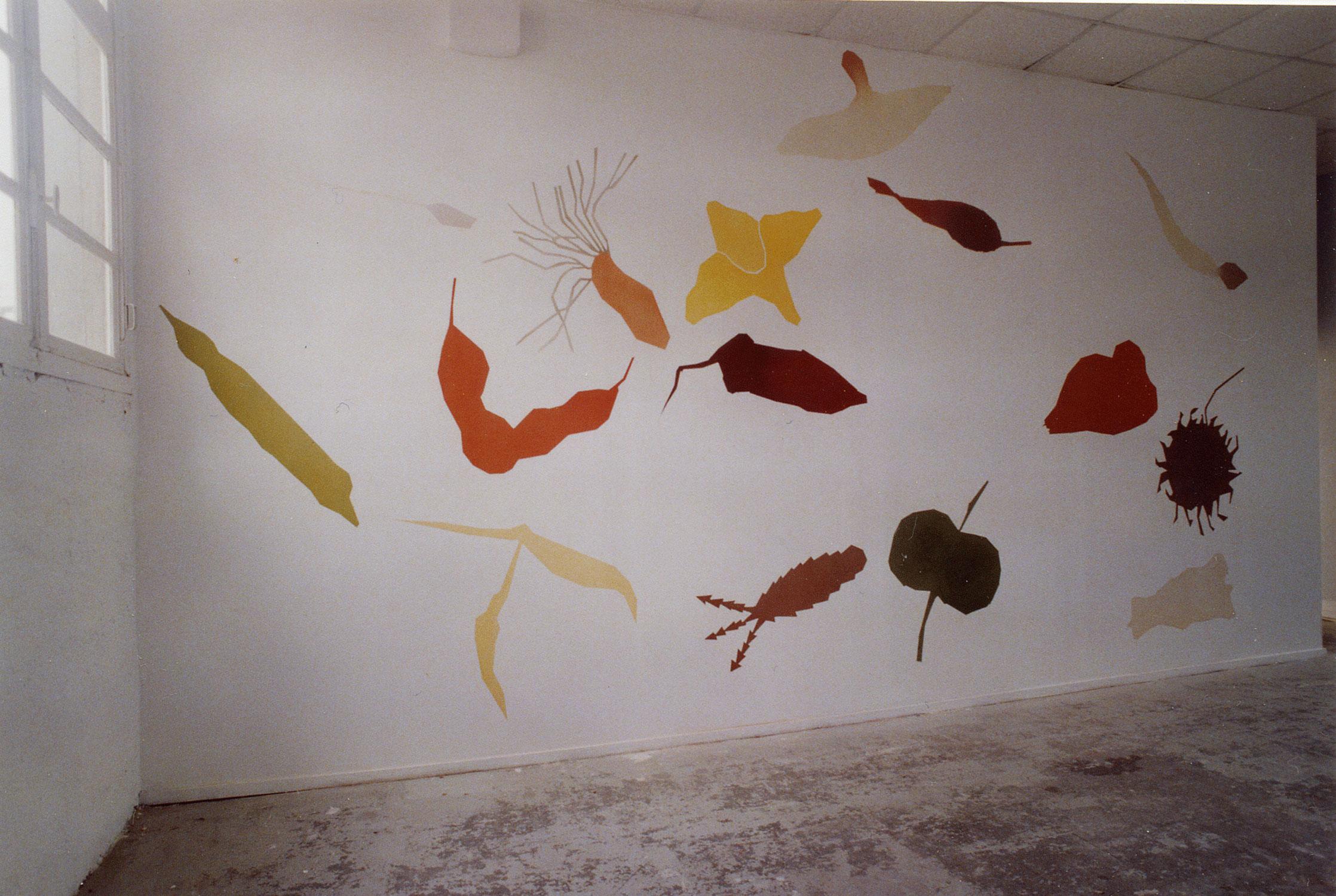 <i>Jardin à venir</i>, 2004, 3 x 6 m