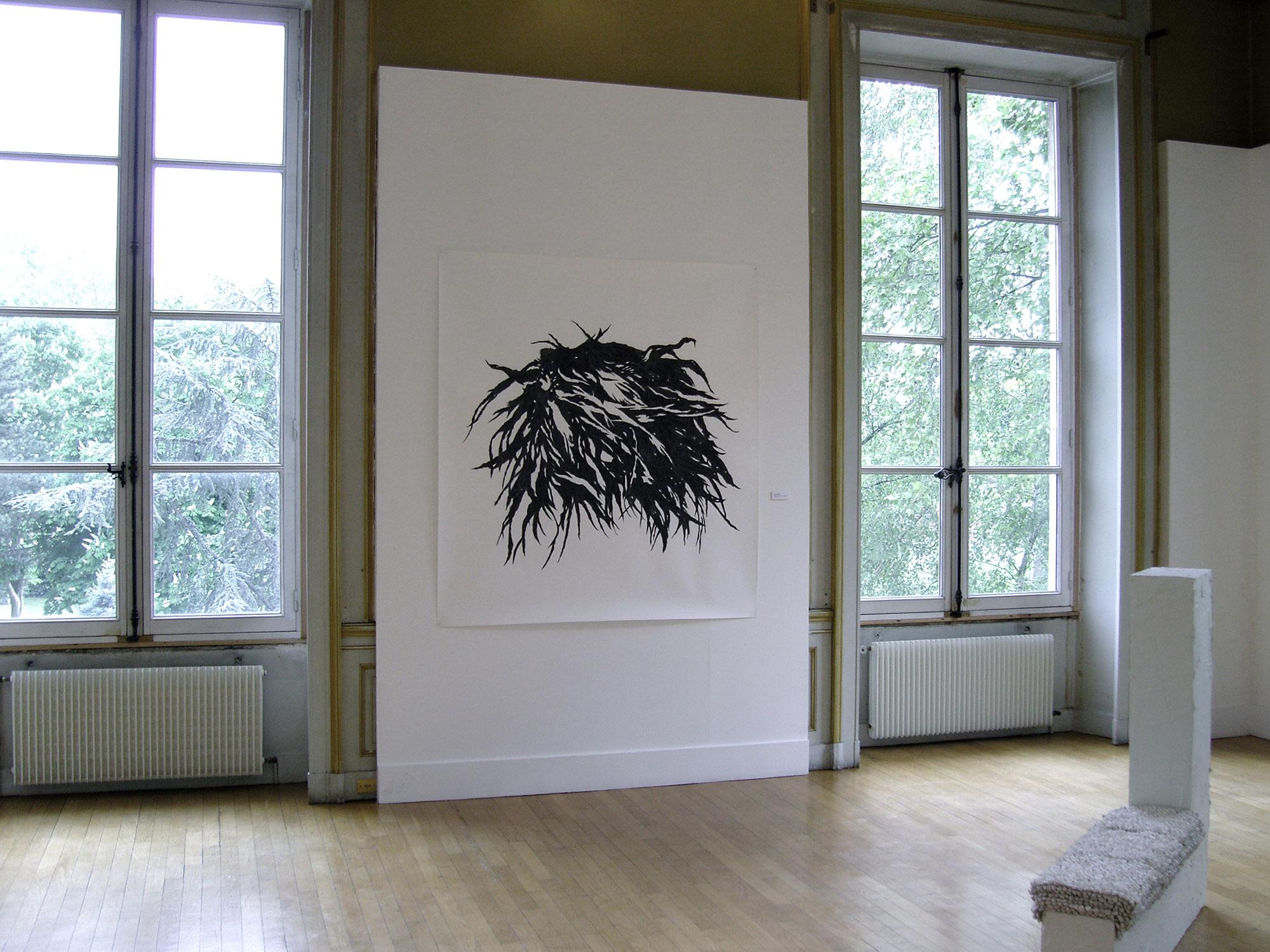 salon jeune création contemporaine, Château de St Ouen, 2010